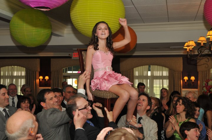 Bat Mitzvah Girl